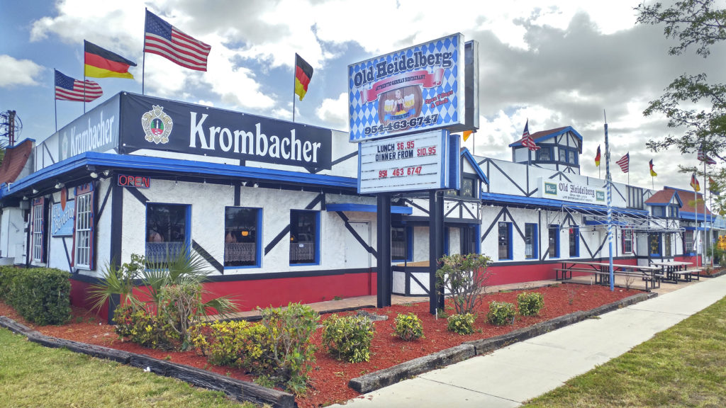Broward Chapter Social Meeting @ Old Heidelberg Restaurant   Fort Lauderdale   Florida   United States