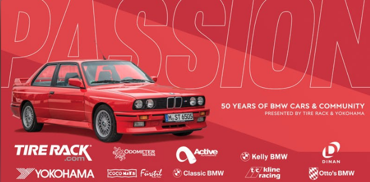 PASSION BMW CCA Foundation @ BMW CCA Foundation